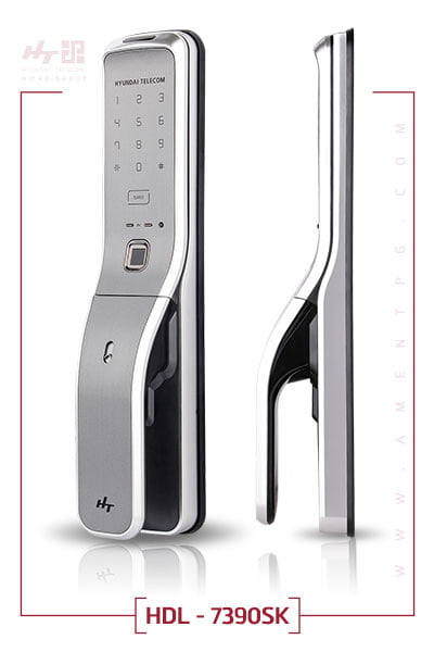 قفل دیجیتال هیوندای مدل HDL-7390SK