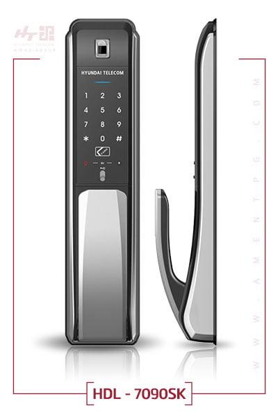 قفل دیجیتال هیوندای 7090