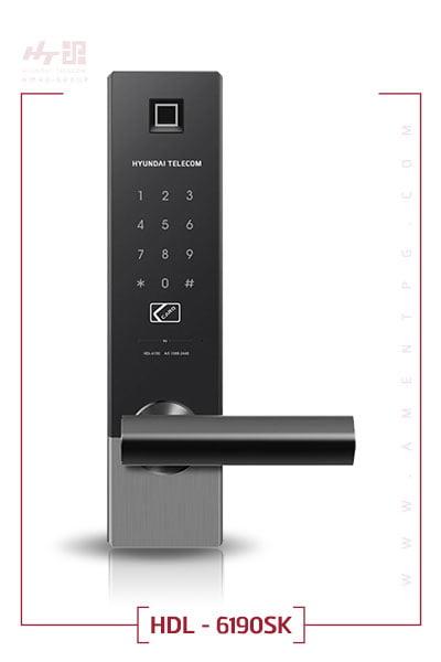 قفل دیجیتال هیوندای مدل HDL–6190SK